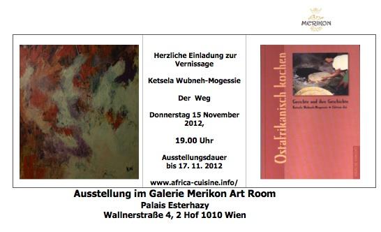 Ausstellung Merikon Wubneh-Mogessie