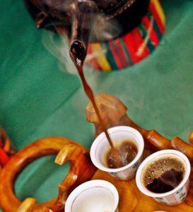 Kunsstrasse Imst 2016 - Kaffeezeremonie