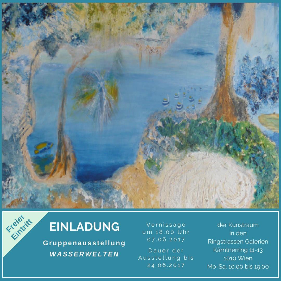 Ausstellung Wasserwelten