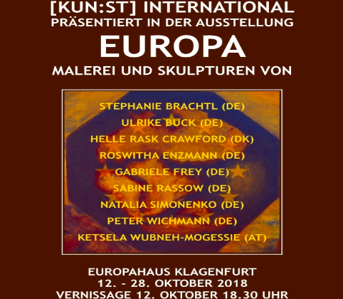 Kunst International - Ausstellung Europa