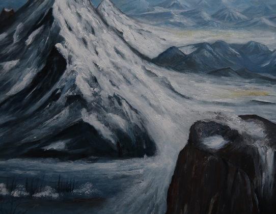 Ausstellung Eiszeit