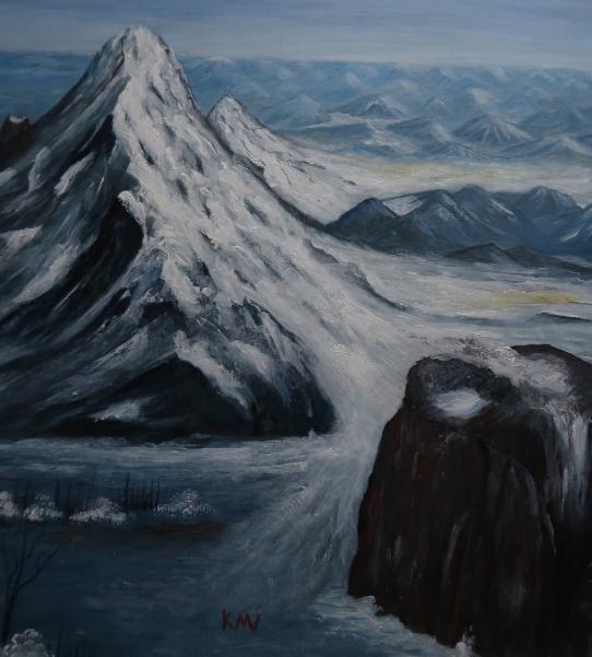 Gruppenausstellung 2020: Eiszeit